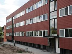 3 boligblokke, Elstedhøj II, Lystrup