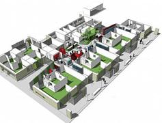 Daginstitution Juelsbo, Løsning