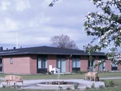 45 plejeboliger og servicecenter, Samsø