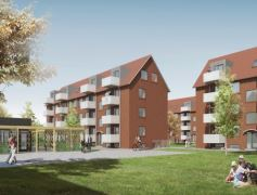 Ombygning og renovering af Østerled, Horsens
