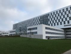 Kolding Sygehus, facaderenovering